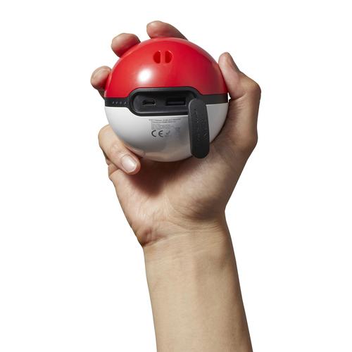 モンスターボール型モバイルバッテリー